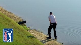 I dieci migliori recuperi del PGA Tour