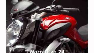 4. 2014 MV Agusta Brutale 675 Details & Features