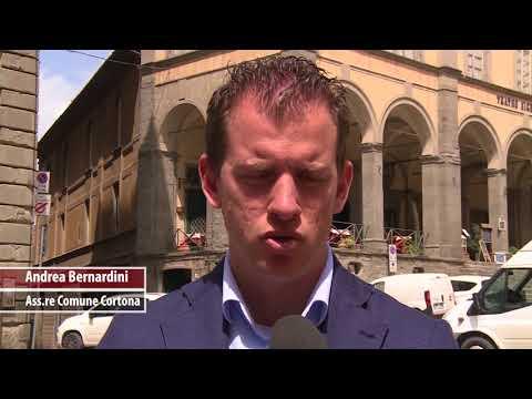 A Cortona arrivano gli ispettori contro l'abbandono di rifiuti