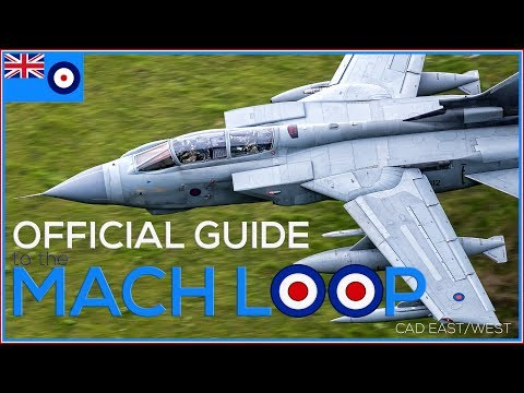 Mach Loop Wales (Cad East/West) The Official Guide - 1st TIME? WATCH THIS