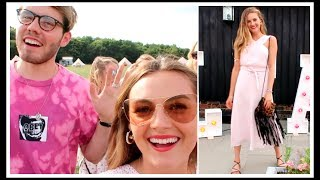 The annual Gleam Youtuber Summer Festival with my favourite people!Clothing items linked belowSUBSCRIBE http://bit.ly/1iRMKtw SOCIAL MEDIABLOG / http://www.niomismart.com/TWITTER / https://twitter.com/niomismartINSTAGRAM / https://www.instagram.com/niomismart/FACEBOOK / https://www.facebook.com/NiomiSmart/SNAPCHAT / niomismartPINTEREST / https://uk.pinterest.com/niomismart/EAT SMARTI'm so excited to announce that Eat Smart is available to pre-order now in the US on Amazon and Barnes & Noble and will officially launch on August 1st. #EatSmartPre-Order on Amazon - http://amzn.to/2sZXH44Pre-Order on Barnes & Noble - http://bit.ly/2uh9LNPAMAZON http://smarturl.it/eat-smartWHSMITH http://bit.ly/2axg33sWATERSTONES http://smarturl.it/eatsmart-waterstonesiBOOKS http://smarturl.it/eat-smart-ibookAUS & NZ http://smarturl.it/eatsmart-anzSourcedBoxhttp://www.sourcedbox.comWHAT I'M WEARINGDress - & Other Stories http://bit.ly/2tMLbHSBag - Topshop (old but similar here http://bit.ly/2tMXN1Y)Sandals - Next http://bit.ly/2stP8gPEarrings and Arm Band - Ottoman Hands http://www.ottomanhands.com/Necklace - Rosie Fortescue http://bit.ly/2pDY4i1Sunglasses - Finest Seven http://finestseven.com/DISCLAIMERThis video is not sponsored. All opinions are my own.Thank you for watching!