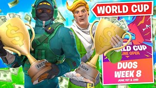 Fresh & Lachy WIN MONEY IN WORLD CUP!