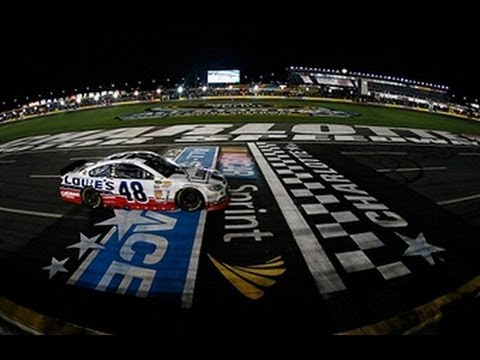 NASCAR All-Star Race Highlights - Jimmie Johnson