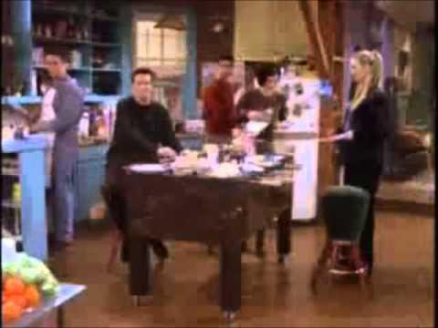 Friends Season 4 Bloopers (Swesub Swedish Subtitles)