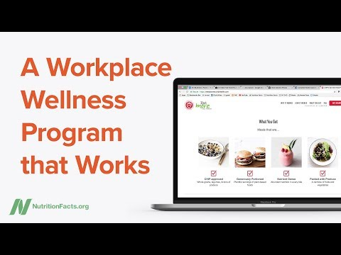 Nutrition - A Workplace Wellness Program that Works