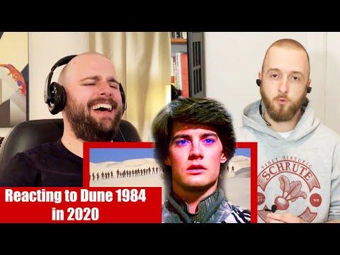 Dune 1984 Reaction in 2020!!!
