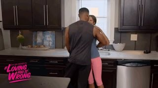 When Neighbors Get a Little Too Close - Tyler Perry's If Loving You Is Wrong - OWN - YouTube