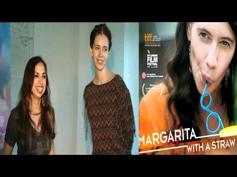 Interview With Kalki Koechlin & Shonali Bose For Film Margarita With A Straw