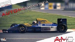 8. Automobilista ASR Formula 1991 (Benetton, Minardi, Williams)