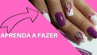 Aulas de manicure com Faby Cardoso - curso de manicure - Aprenda a fazer diversas unhas decoradas com FABY CARDOSO