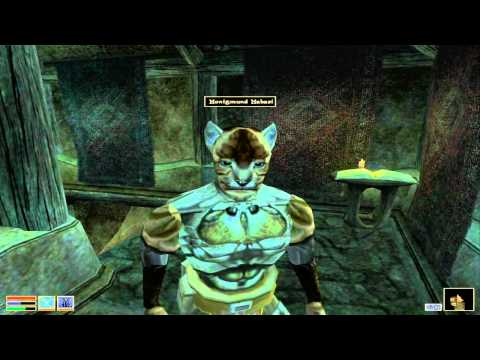 Lets Play Morrowind #098 - Blubberbläschen