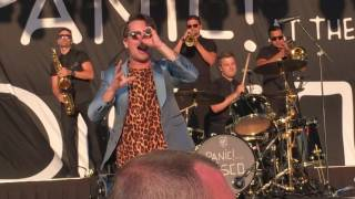 Download Lagu Panic! At The Disco - Don't Threaten Me With A Good Time [Live] - 7.23.2016 - Stir Cove Mp3