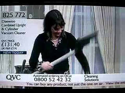 QVC UK An Exclusive - THE Demo that went ALL wrong! Blooper