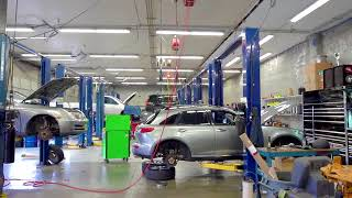 Bring your vehicle to Integrity Automotive for a complete winterization service