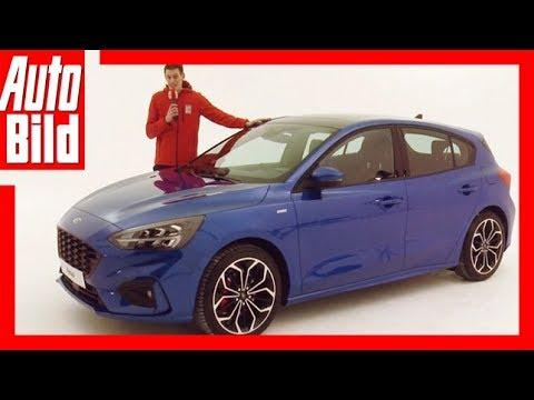 Ford Focus (2018) Erste Details / Review / Erklärung