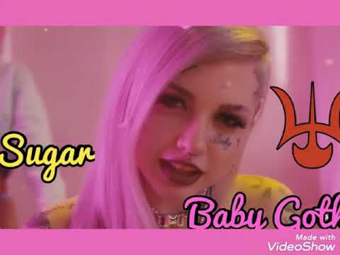 Baby Goth - Sugar Ft Wiz Khalifa