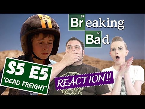 Breaking Bad | S5 E5 'Dead Freight' | Reaction | Review