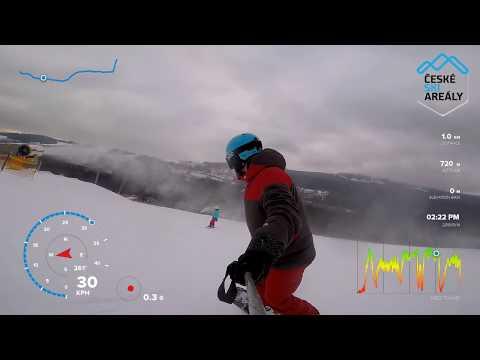 (cz) Ski Dolní Morava červená 1 2018