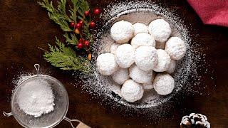 Egyptian Kahk Cookies by Tasty