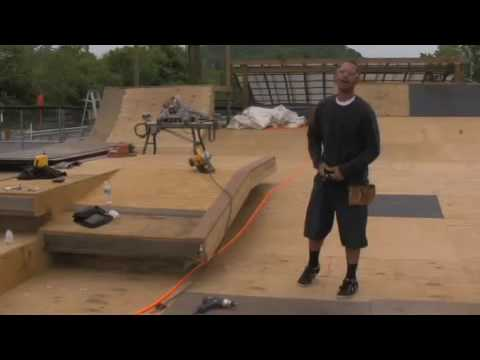Mr. Smalls Skate Park Rebuild- Part 1