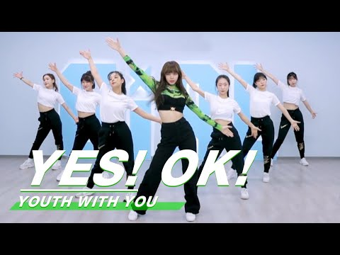 """, title : 'LISA """"YES!OK!"""" Theme song dancing tutorial  舞蹈导师LISA 主题曲教学视频 