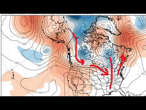Joe & Joe Weather Show July 11 2018 Hurricane Chris Long Range & More