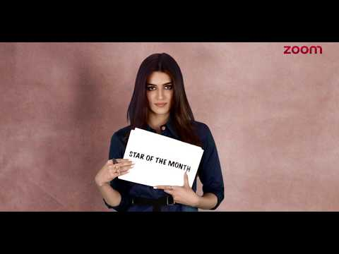 Kriti Sanon | Star Of The Month | May 2017