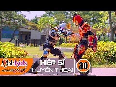 Siêu Nhân Hiệp Sĩ Huyền Thoại (Legend Heroes) Tập 30 : Hồ Điệp Tái Sinh - Thời lượng: 23:38.