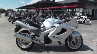 4. 015424 - 2004 Kawasaki Ninja ZZR1200 - Used motorcycles for sale
