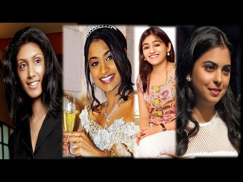 Top 10 Billionaire Daughters Of India - The TopLists