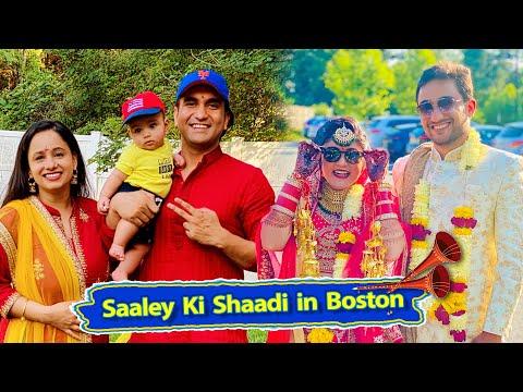 Saaley ki Shaadi in Boston   Vlog 04   Lalit Shokeen Films