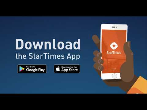 Watch The World Cup On The StarTimes App!