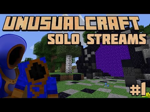 PRAISE YONUS :: Modded Multiplayer Minecraft Solo Streams :: 1