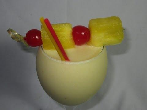 Piña Tequila Colada