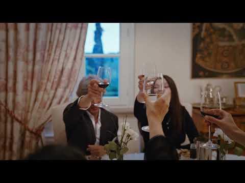 Casa Charlize Primitivo & Pinot Grigio TV spot