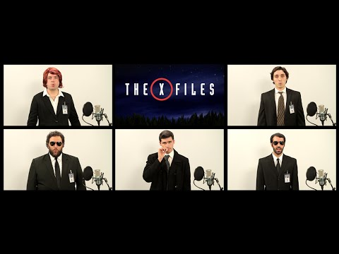 X-Files Acapella