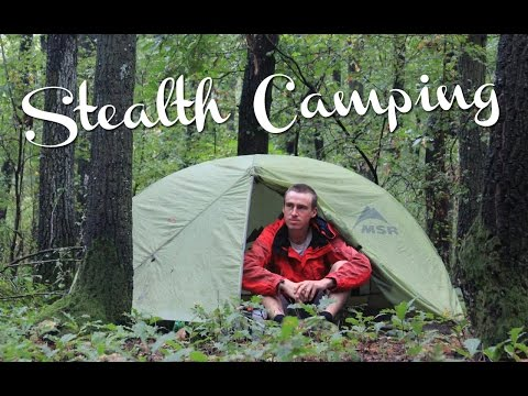 How To Stealth Camp - The 50 Best Stealth Camping Secrets
