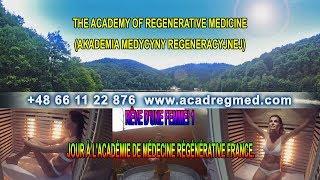Rêve D'une Femme! 1 Jour à l'Académie de Médecine Régénérative.