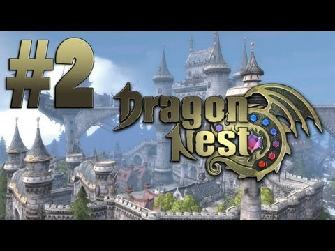 Dragon Nest - Минотавру по рогам [#2]