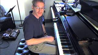 Grouping and Surfacing in Piano Technique