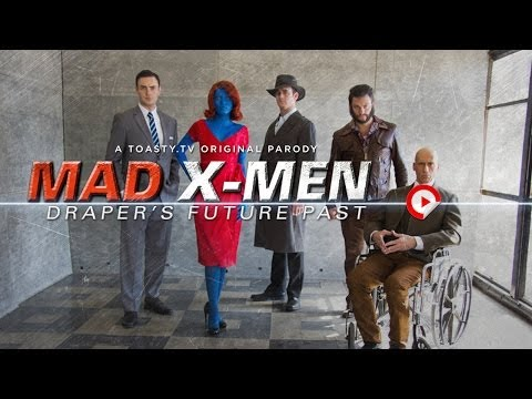 Mad XMen Parody Mash Up