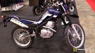 7. 2016 Yamaha XT250 - Walkaround - 2016 Toronto Motorcycle Show