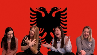 Americans React to Albanian Music! Hey guys! This week we had Americans react to Albanian music! The songs they reacted to were E Jona, Bow Down, ...