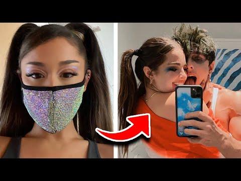 Ariana Grande Shades TikTok