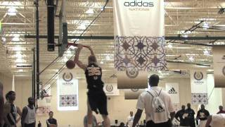 Mason Plumlee - Around the Key Dunking Drills