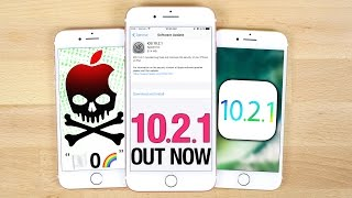 iOS 10.2.1 Finally Out! _ُ_   0_    Crash Bug, iCloud Bypass, New Features Review, Jailbreak Update & Everything You Need To Know!