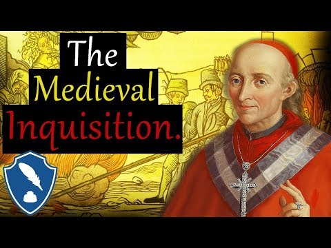 The Medieval Inquisition(Quick overview).