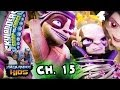 Let's Play Skylanders Swap Force: Kaos Fortress (Chapter 15 100%)  Family Co-Op Face Cam pt. 17