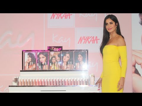 Katrina Kaif Launches Her New Make Up Brand Kay