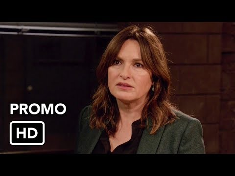 Law and Order SVU 19x18 Promo
